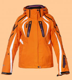Icepeak Melisa Damen Skijacke orange