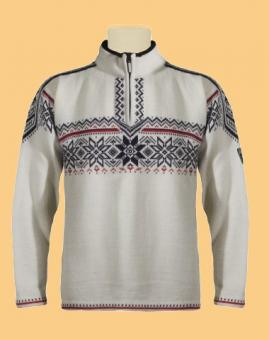 Dale of Norway Holmenkollen Pullover weiss 9154