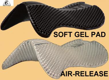 Acavallo Gel Pad Sattelunterlage AIR-RELEASE