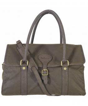 Barbour Bedale Wax Business Tasche