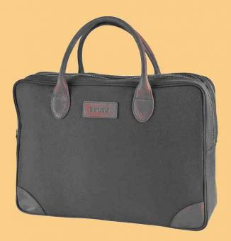 Barbour Laptoptasche Wax