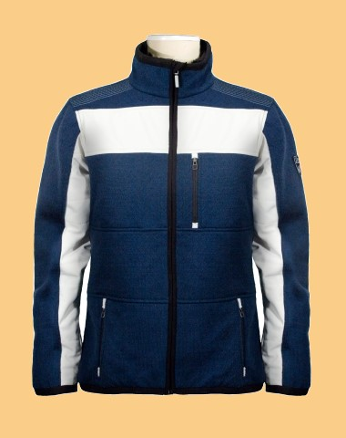 Dale of Norway Mount Everest Jacke Windstopper blau 8191