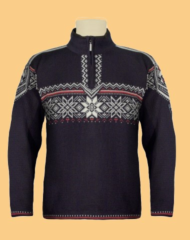 Dale of Norway Holmenkollen Pullover navy 9154