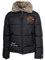 Happy Valley Estrada Damen Winterjacke schwarz
